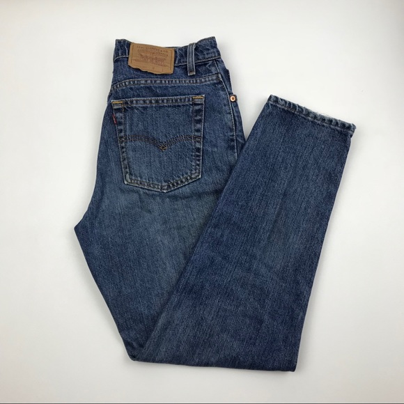 Levi's Denim - Vintage LEVI'S 550 Orange Tab USA Custom Jeans